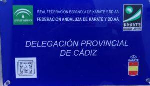 Placa Delegacion Cadiz