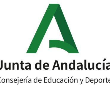 Logo Consejeria Educacion Y Deporte 2020