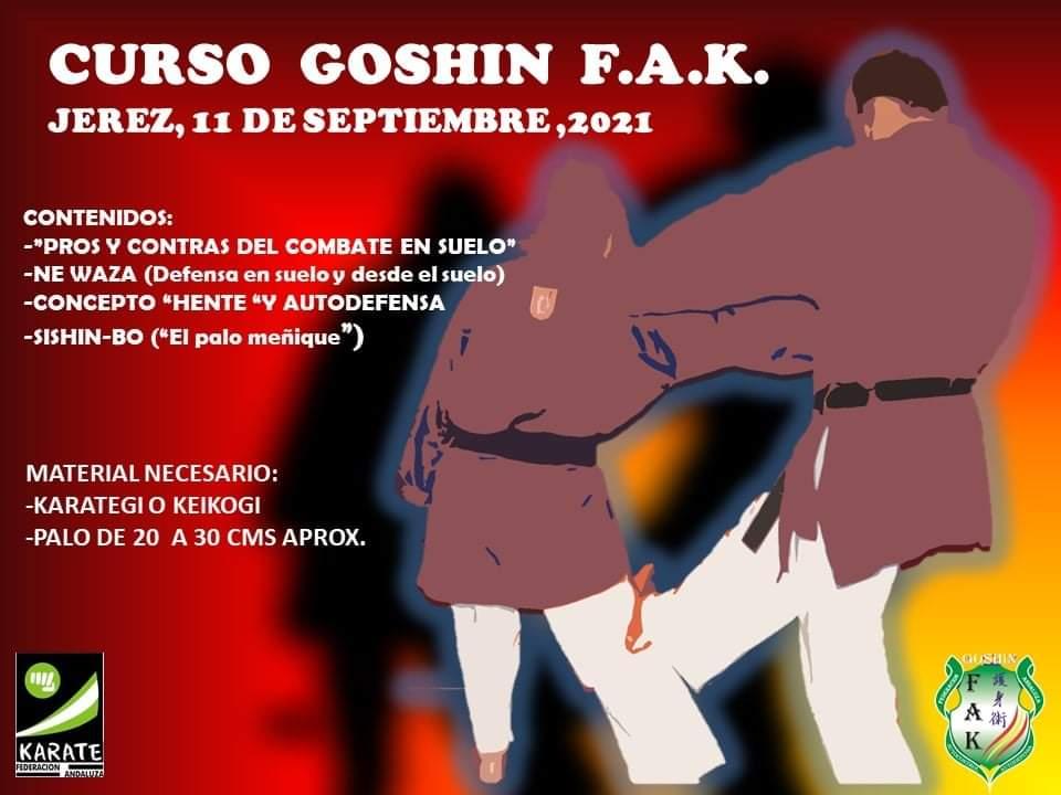 Goshin Jerez 2021